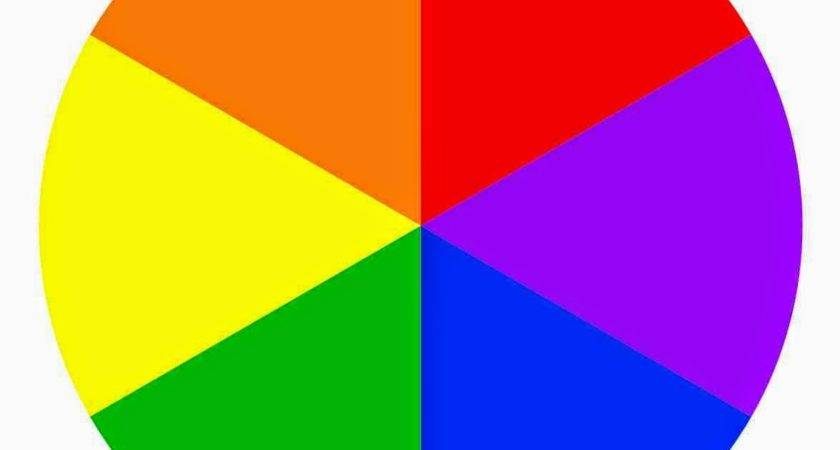 Color Wheel Primary Secondary Colors Home Design