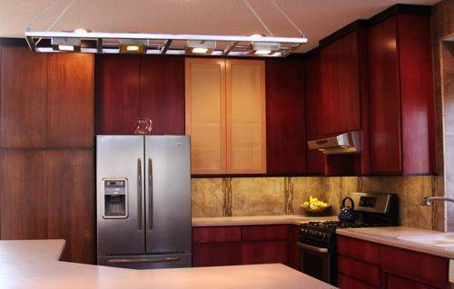 Color Your Kitchen Redesign Cabinet Reface