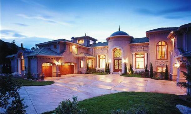 Colorado Springs Luxury Homes