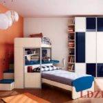 Colorful Cool Boys Teenage Bedroom Home Design Ideas