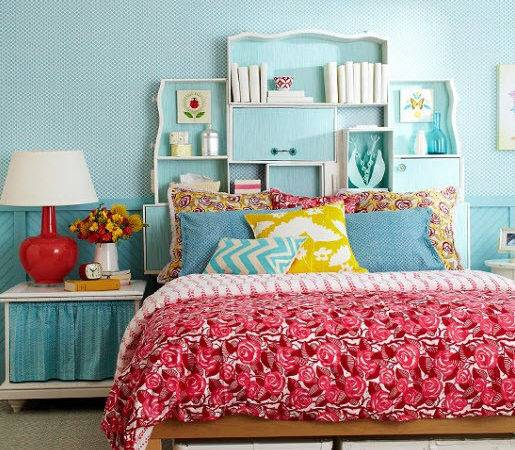 Colorful Girls Bedroom Design Ideas Must Like