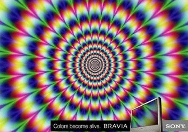 Colors Become Alive Strategy