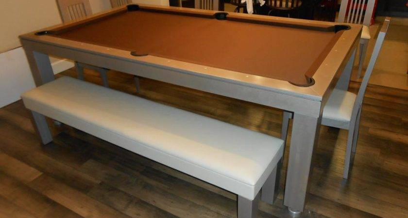 Colors Convertible Pool Tables Dining Room