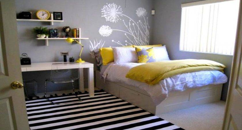 Colors Small Bedrooms Home Design
