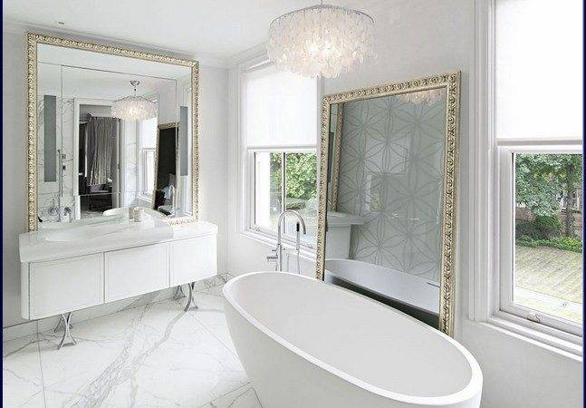 Come Creative Marble Bathrooms Advice Your