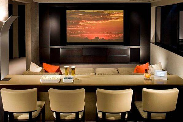 Comfy Home Theater Seating Ideas Pamper Yourself