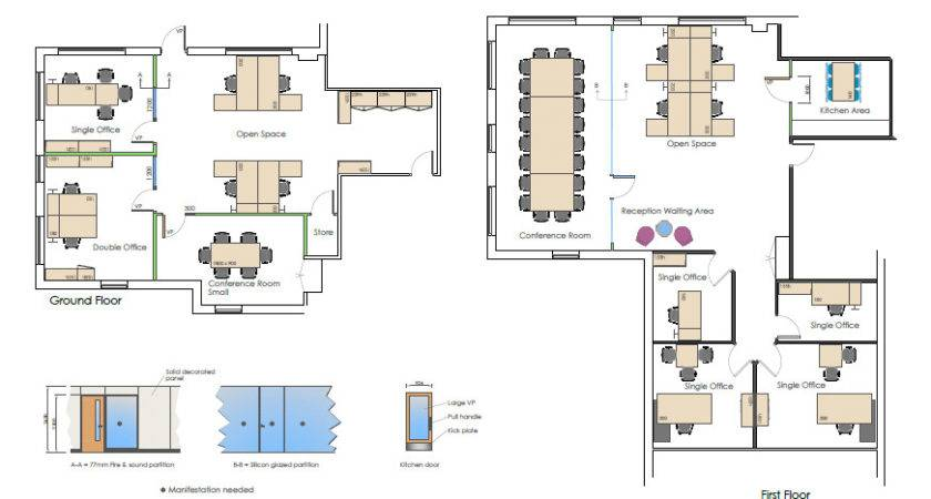 Commercial Office Space Planning Meridian Interiors