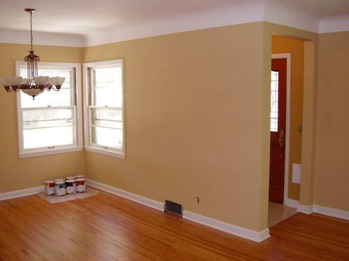 Commercial Services Inc Interior Wall Painting