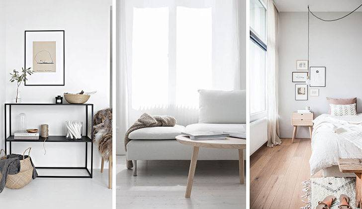 Common Features Scandinavian Interior Design