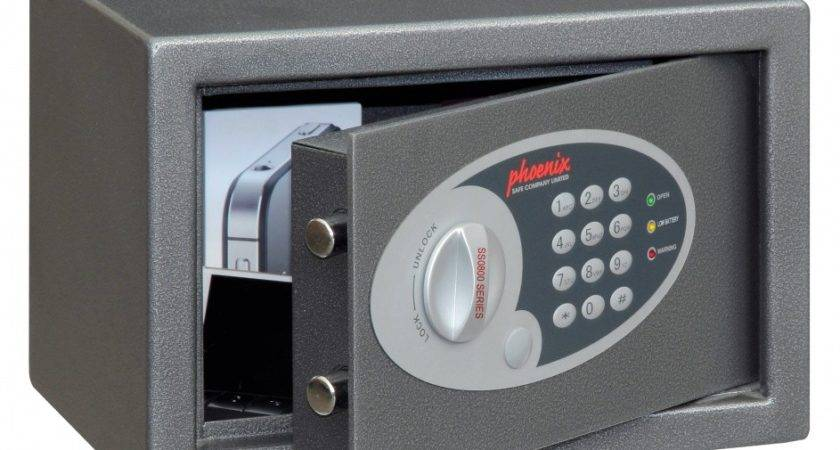 Compact Home Office Safes Fire