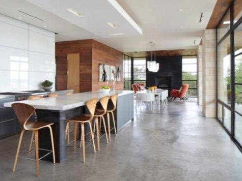 Concrete Floors Both Statement Functional Choice