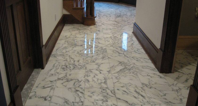 Considering Marble Flooring Here Pros Cons