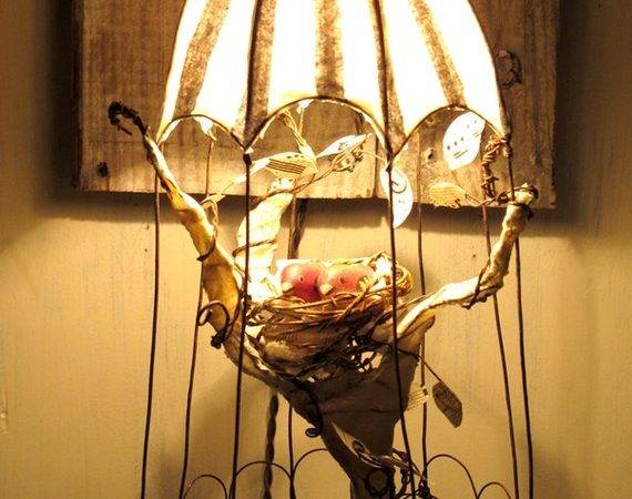 Constant Gatherer Homemade Circus Lamps