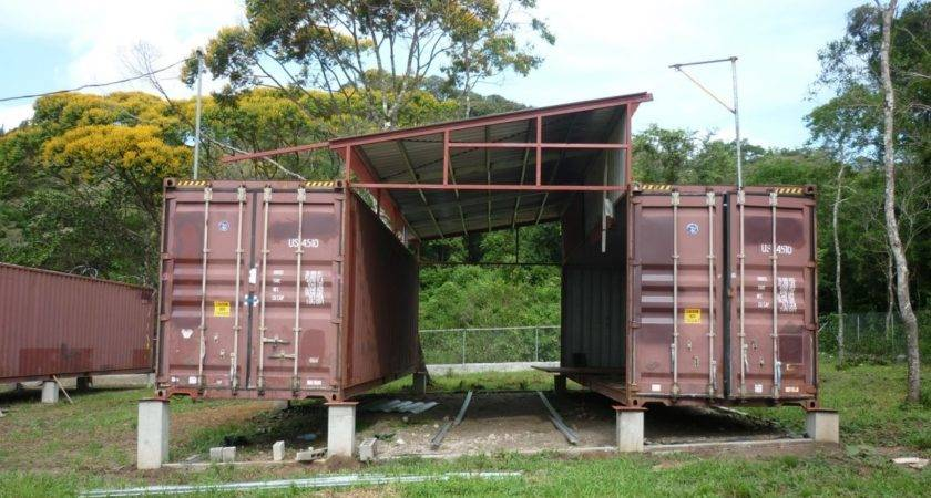 Container Box Homes House Design