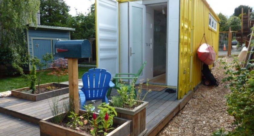Container Home Kit House Design