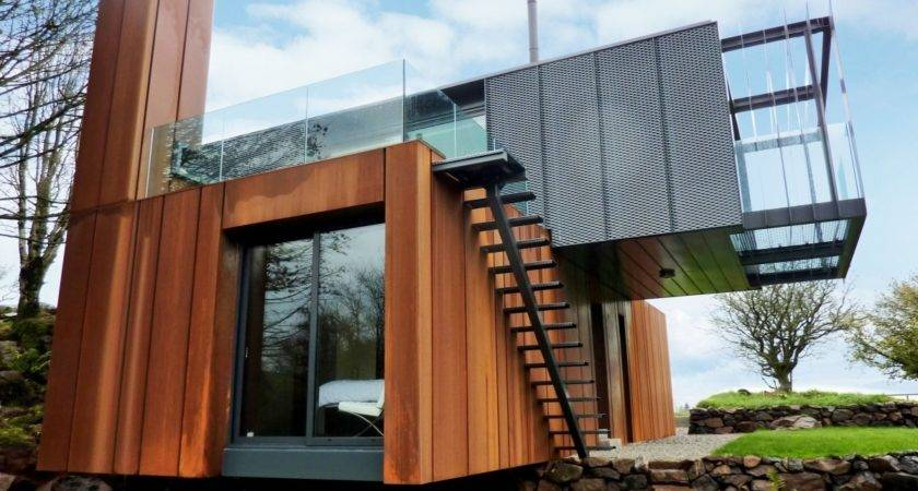 Container Homes Designs Shipping House Grand