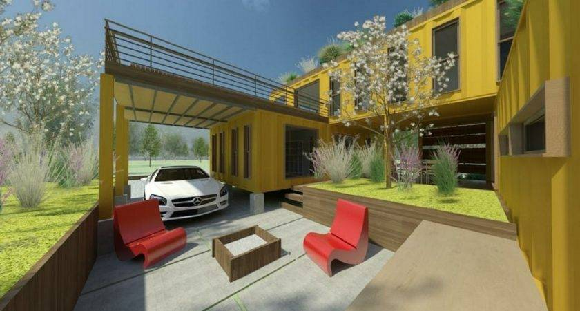 Container Homes Ideas Fabulous Shipping Housing