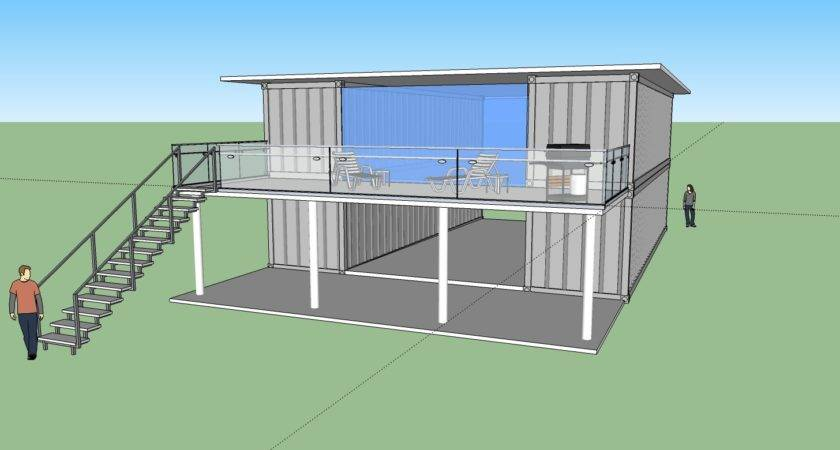 Container Homes Plans Smalltowndjs