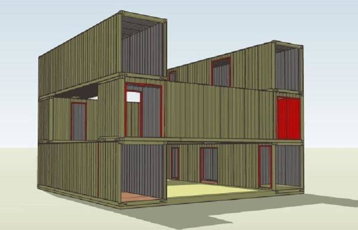 Container Homes Shipping Houses Modern