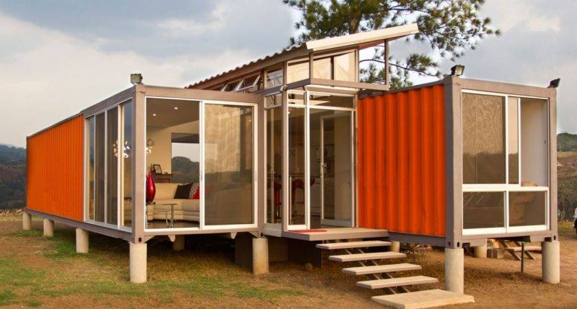 Container Homes Texas House Design
