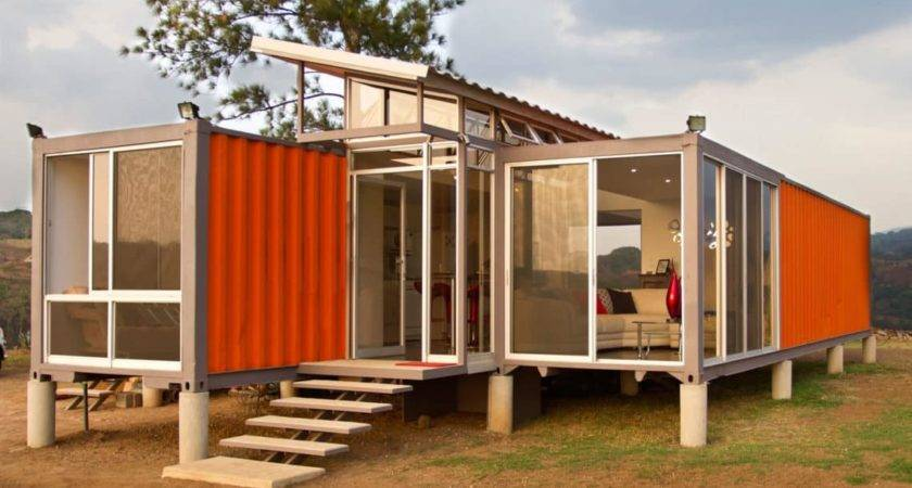 Container House Manufacturers Build Eco Friendly Houses