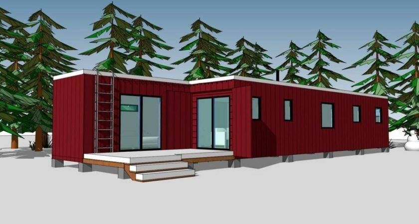 Container Living Plan