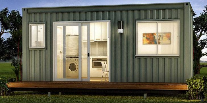 Container Living Shipping Homes Designs