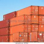 Containers Stacked Day Photos