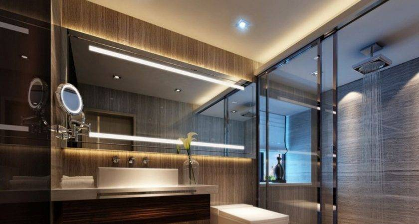 Contemporary Bathroom Design House