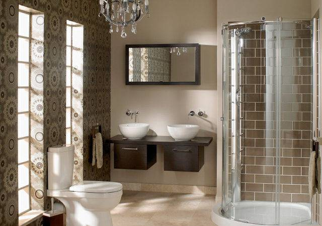 Contemporary Bathroom Designs Small Spaces Cool