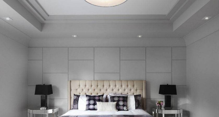 Contemporary Ceiling Bedroom Just Decorate