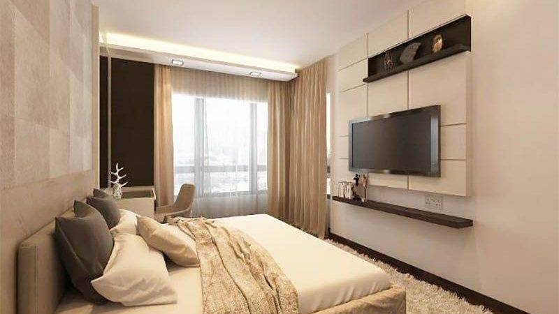 Contemporary Hotel Like Hdb Bedrooms
