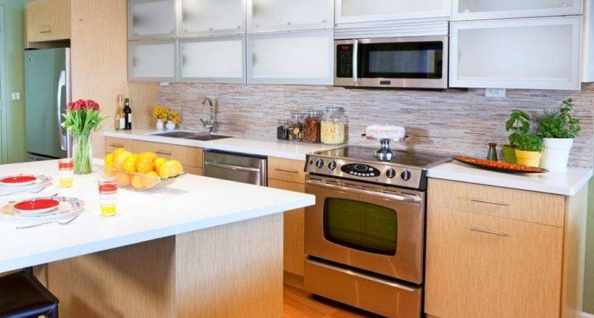 Contemporary Kitchen Cabinet Materials Modern House