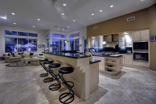 Contemporary Luxury Home Kitchen Other