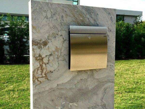 Contemporary Mailboxes Modern Look Simple Object