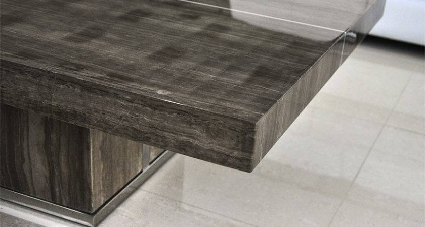 Contemporary Marble Coffee Table Design