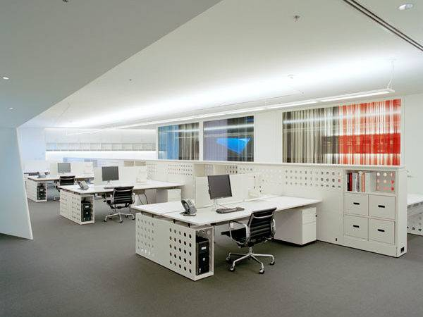 Contemporary Office Design Modern Space