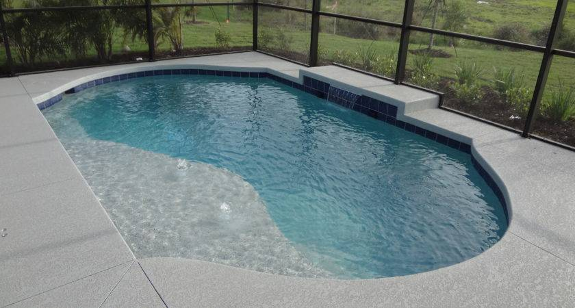 Contemporary Pool Design Waterscapes Custom Ideas