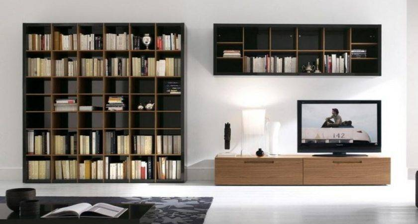 Contemporary Shelves Bookcases Diy Wall Mounted