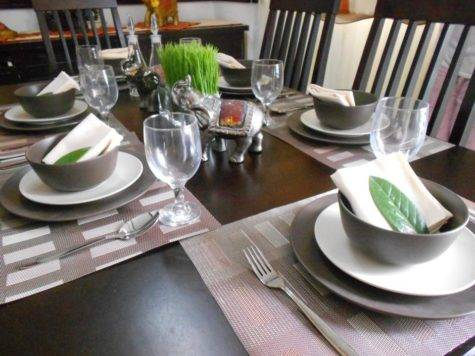 Contemporary Thai Table Setting Tripsandthecity
