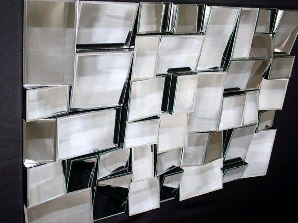Contemporary Wall Mirrors Unique Decoration Ideas