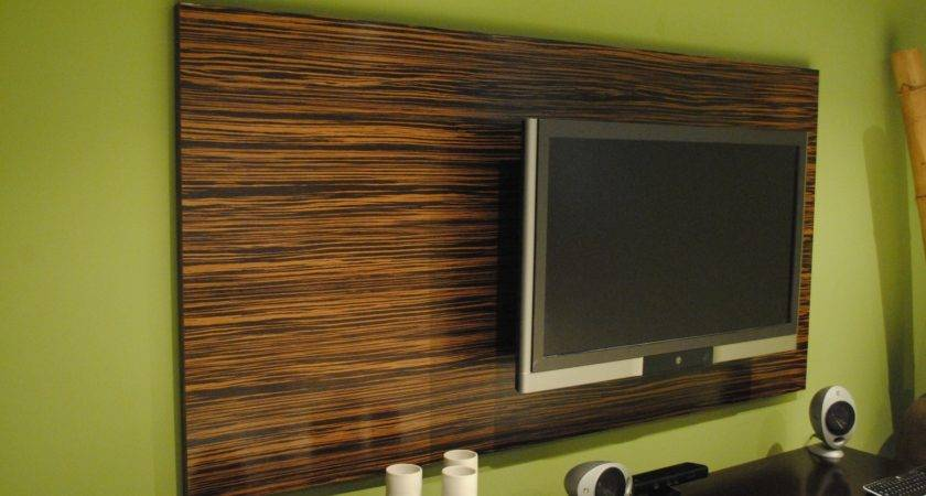 Contemporary Wooden Wall Panels