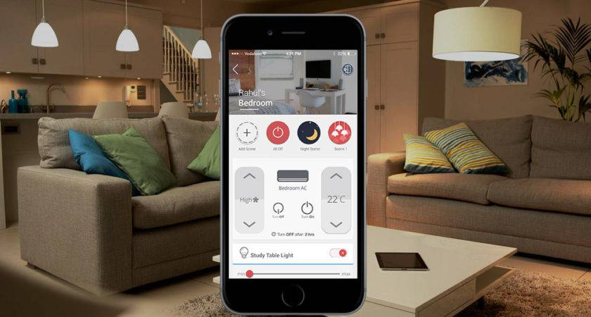 Control Your Home Anywhere Phone Buddybits