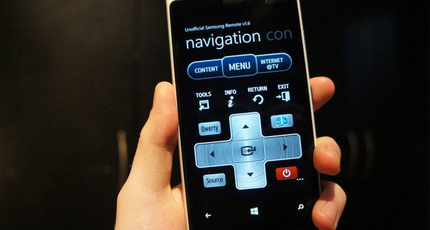 Control Your Samsung Smart Unofficial