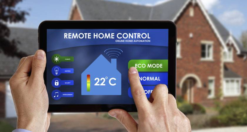 Controlling Your Thermostat Lighting Home