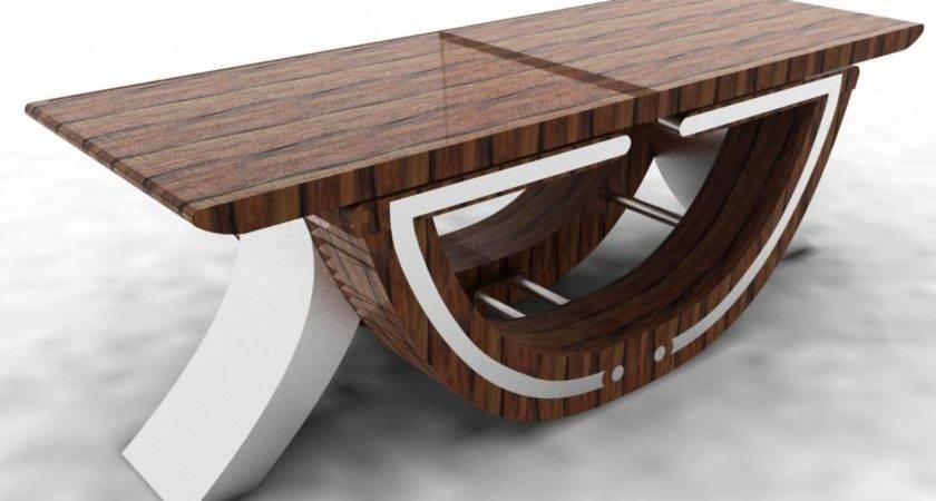 Convertible Coffee Tables Serve Lots Function