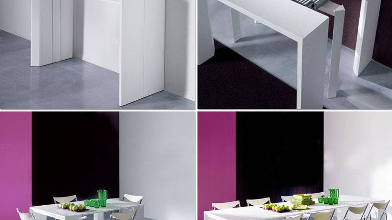 Convertible Tables Smart Modern Solutions Small