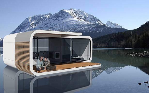 Coodo Residential Building Home Modular Prefabricated