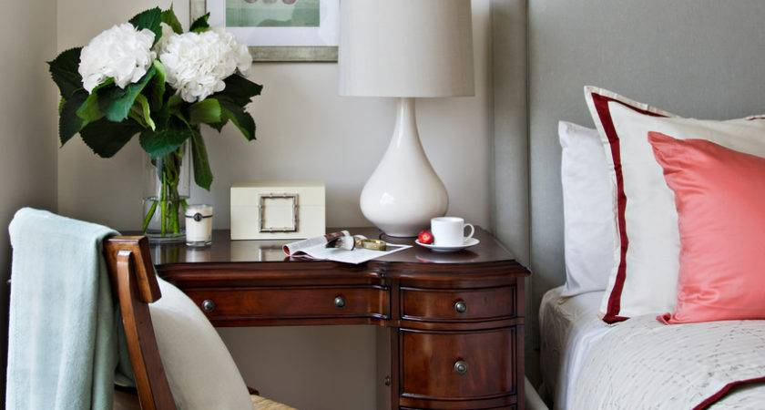 Cool Bedside Table Designs Small Bedrooms