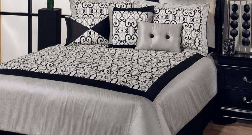 Cool Black White Bedroom Decor Tjihome
